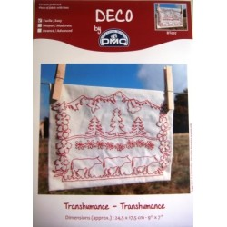 Kit DMC BT007. Transhumance