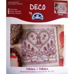 Kit DMC BT008. Folklore