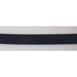 Elastique noir 1 cm