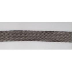 Elastique gris 1 cm