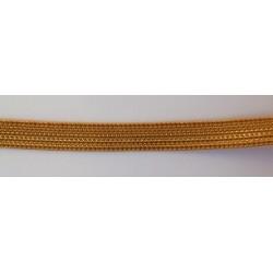 Elastique doré 0.5 cm