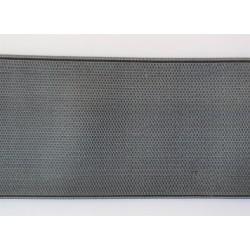 Elastique gris largeur 8 cm