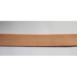 Elastique couleur chair 1.5 cm