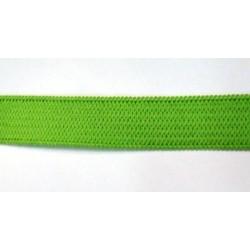 Elastique vert 1cm