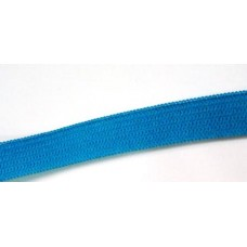 Elastique bleu 1cm
