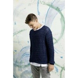 Pull homme en coton Lang Lino 252.33