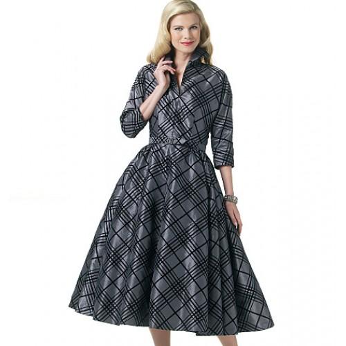 modèle couture butterick