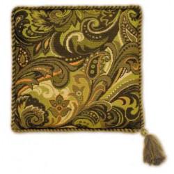 1102. Floral cushion